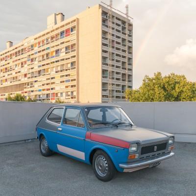 L'Art de l'écoute | Cristian Chironi, 'Marseille Drive' à la Cité Radieuse cover