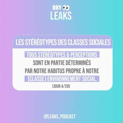 Dry Leaks - Les stéréotypes des classes sociales(4/28) cover