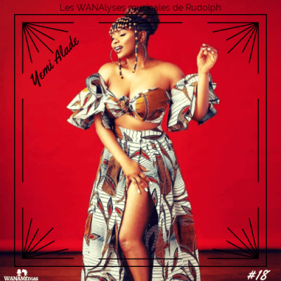 Yemi Alade : 10 chansons qui ont marqué sa carrière cover