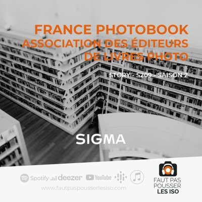 STORY - S209 - L'association France Photobook des éditeurs de livres photo cover