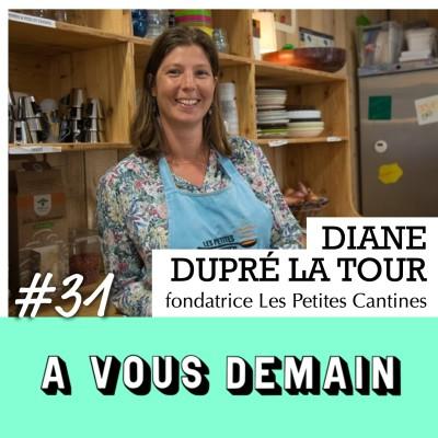 #31 l Diane Dupré la Tour : pour lutter contre la solitude, elle ouvre des cantines de quartier cover