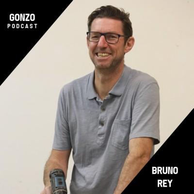 #019 - Bruno Rey - personnage et parcours rocambolesques, co-fondateur de dahuts, entreprise engagée cover