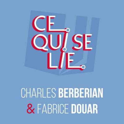 Charles Berberian & Fabrice Douar - ep. 24 cover
