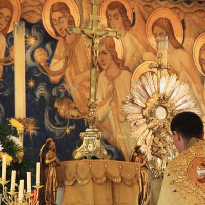 Coronavirus, les saints à la rescousse cover