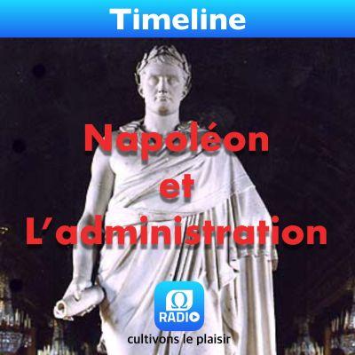 image Napoléon 1er et l'Administration