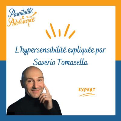 52. L'hypersensibilité expliquée par Saverio Tomasella cover