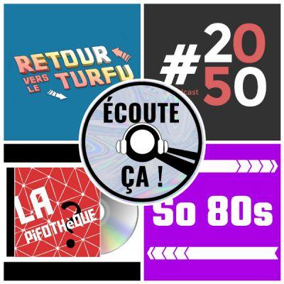 image Ep 55 : Zikdepod S02E02 (So80s, La Pifothèque, #2050, Retour Vers le Turfu)