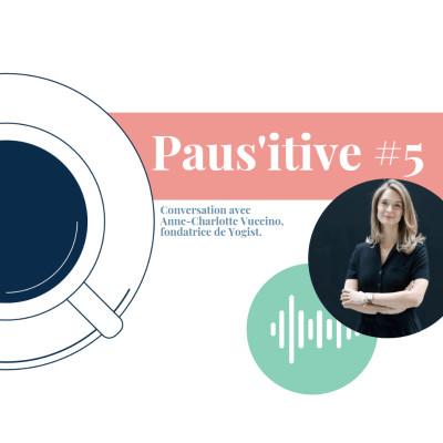 """Anne-Charlotte Vuccino : """"Une bonne pause est tout-terrain !"""" cover"""
