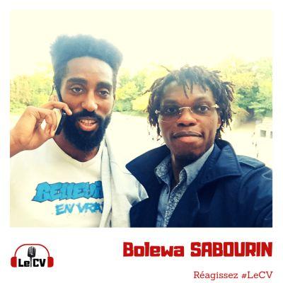image Le CV avec Bolewa Sabourin (Ep. 6)