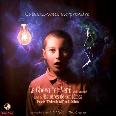 "SPECIAL HALLOWEEN  - ""Le Chevalier Vert"" (C.DICKENS) cover"