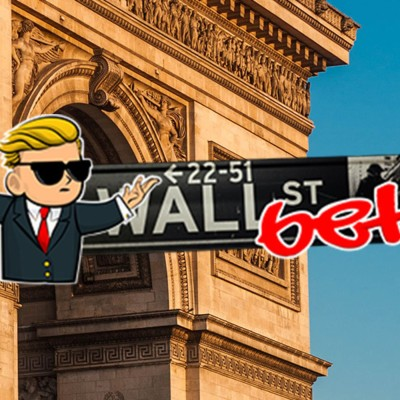 WallStreetBets France - Le Podcast cover