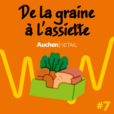 7. Lucie Basch & Johanna Safta - « Chez Too Good To Go, on rêve d'une planète sans gaspillage alimentaire » cover