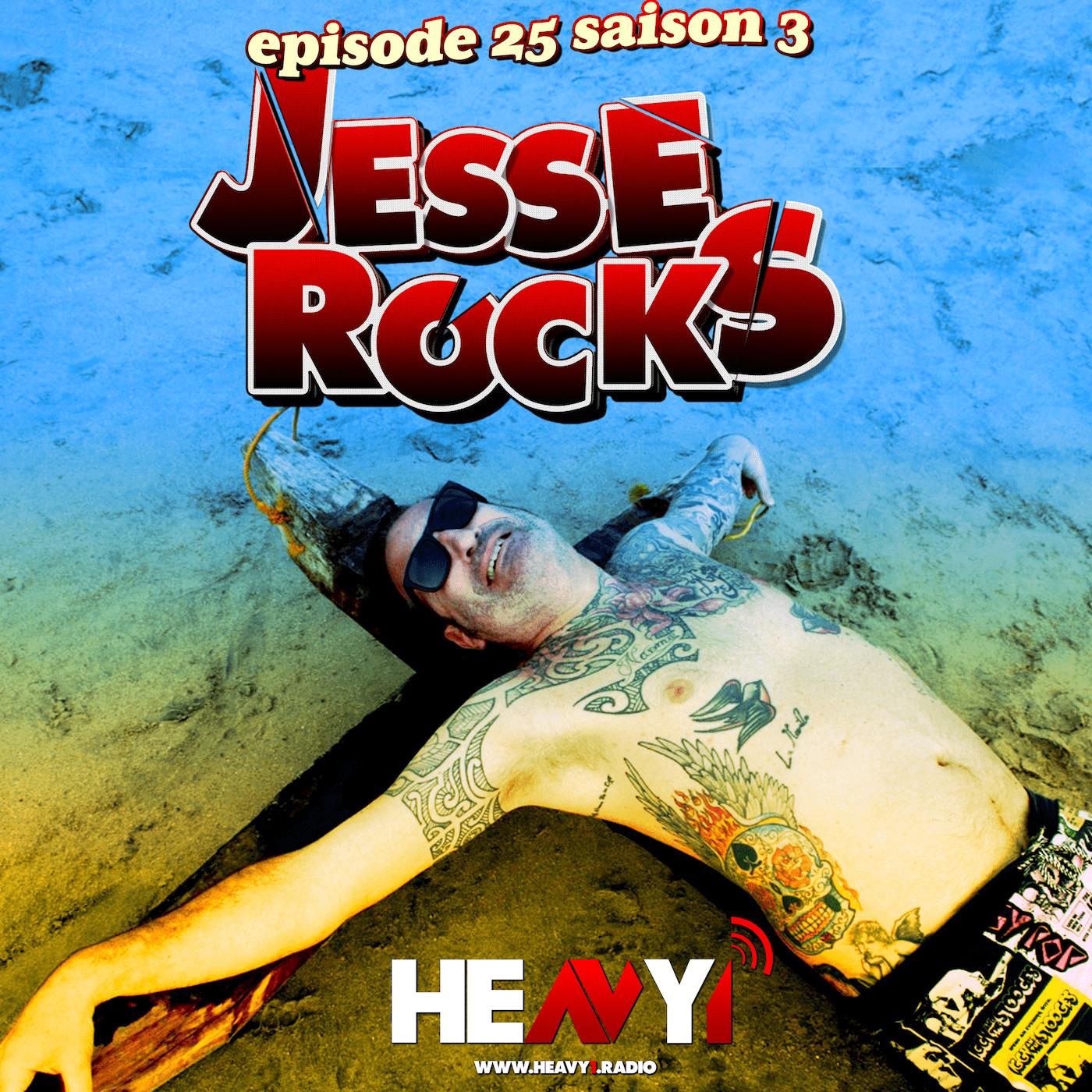 Jesse Rocks #25 Saison 3