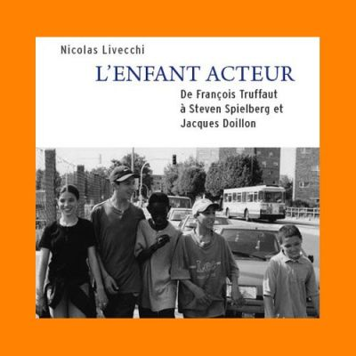 7 aout : L'enfant acteur / Atelier France Info junior / YAMS - rediff cover