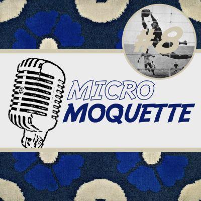 Épisode 8 -Micro Moquette te met une pénaltouche cover