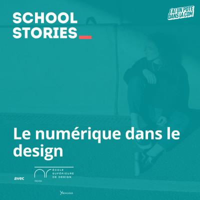 Le numérique dans le design - École supérieure de design de Troyes cover