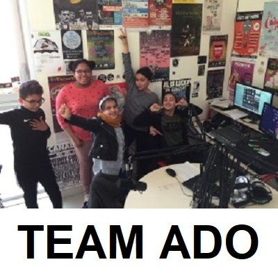 Team Ado cover