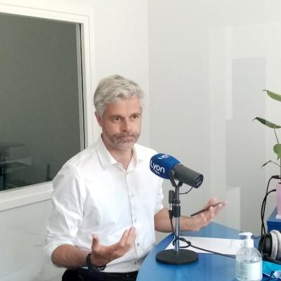 Laurent WAUQUIEZ Candidat LR + UDI aux Régionales cover