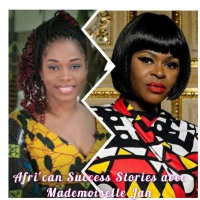 AFRI'CAN SUCCESS STORIES #11 avec Mademoiselle Jan créatrice de la marque KIRU'MONO, allier efficacité, rigueur, perfection  et rapidité cover