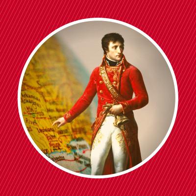 1803 : La vente de la Louisiane par Napoléon cover