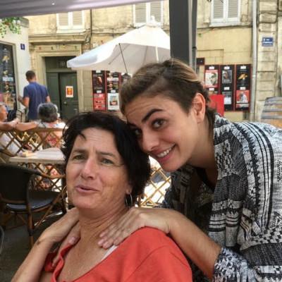 Entre Voix Confinés avec Eva Rami (30/04/20) cover