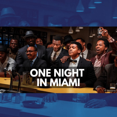 One Night In Miami ⭐⭐⭐⭐ cover