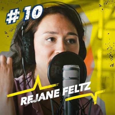 [ BIENTÔT ] #10 Réjane Feltz, la méditerranéenne pur jus ... de raisin cover