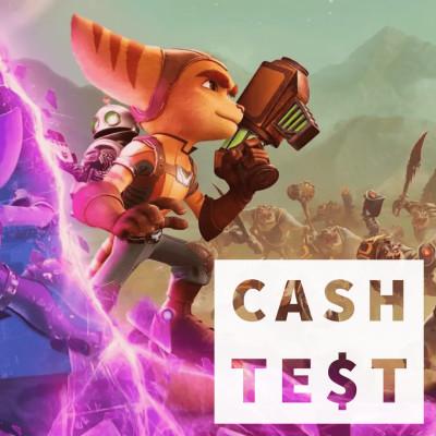 CA$H TEST - Ratchet & Clank: Rift Apart : Un petit bijou en attendant la vraie Next Gen cover