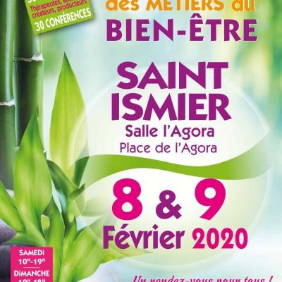 Salon des métiers du bien être 08 et 09 février 2020 cover