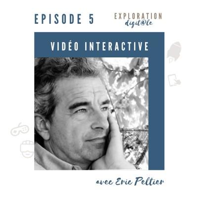 #5 La vidéo interactive au service de l'apprentissage - avec Eric Peltier cover