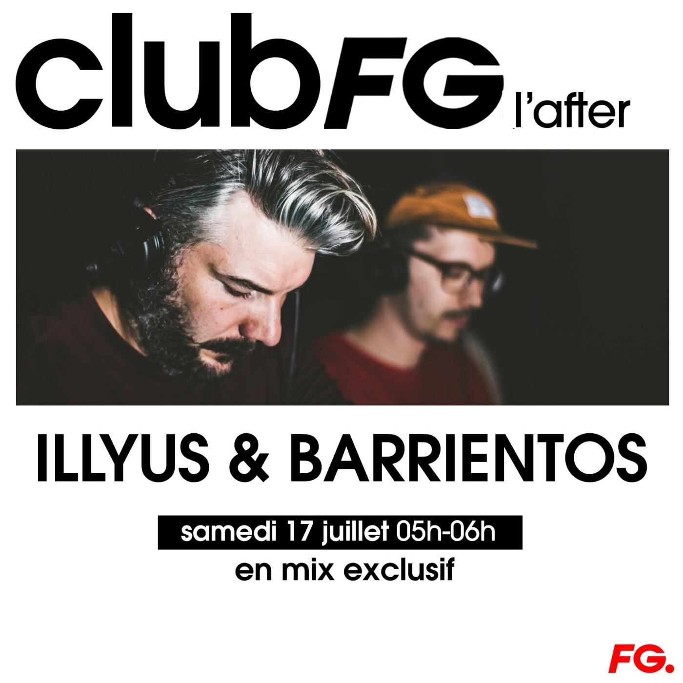 CLUB FG : ILLYUS & BARRIENTOS