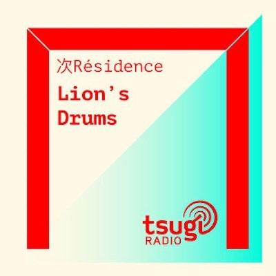 [DJ SET] Lion's Drums (Octobre 2020) cover