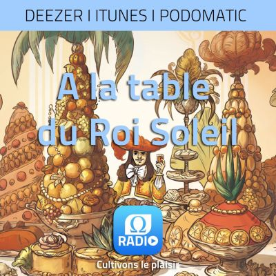 image A la table du Roi Soleil