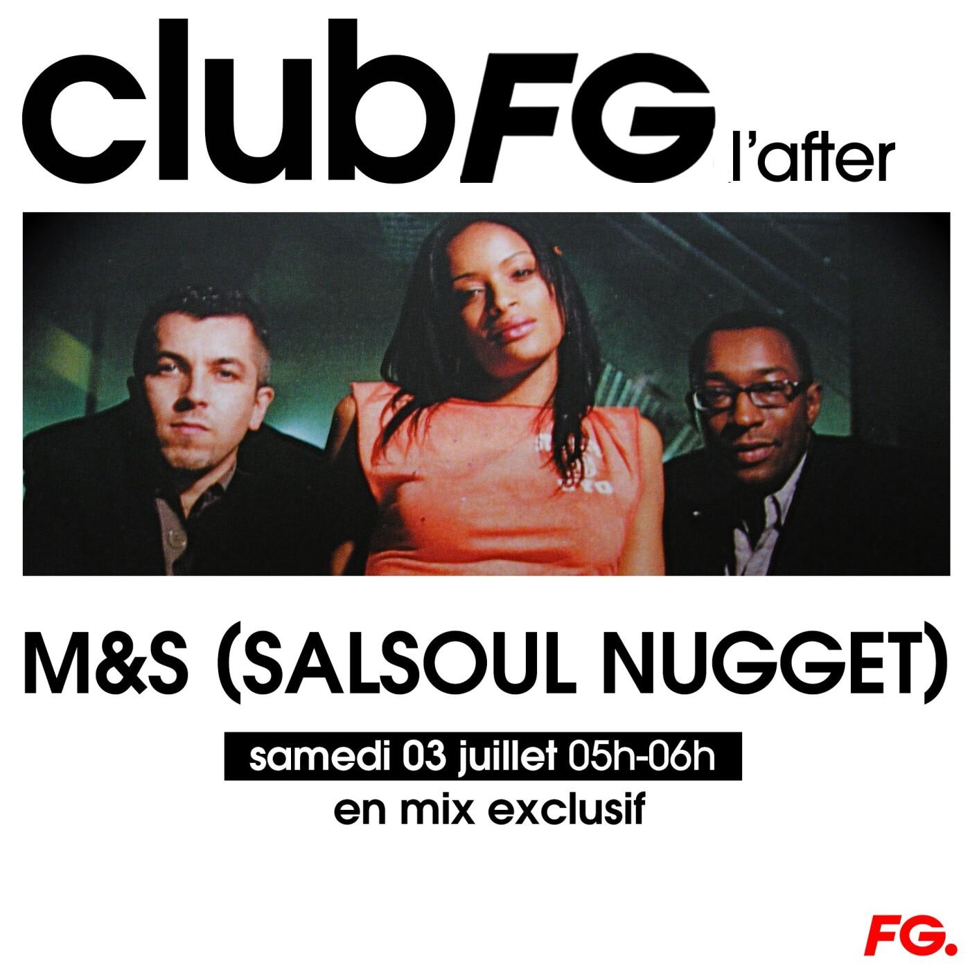 CLUB FG : M&S