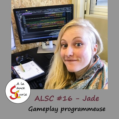Jade, jeux vidéo, création et diversité cover