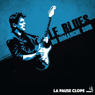 """""""Le blues du dimanche soir"""" - dimanche 18 octobre 2020 cover"""
