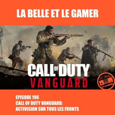 Episode 196: Call of Duty Vanguard: Activision sur tous les fronts cover