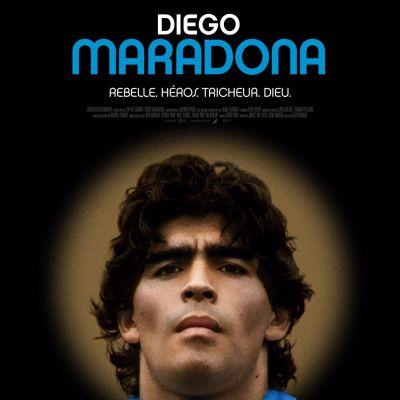image Avis sur le film documentaire DIEGO MARADONA