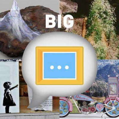 image [n°29] La BIG Bulle d'Art #2, avec Stéphanie Vidal, commissaire d'expo