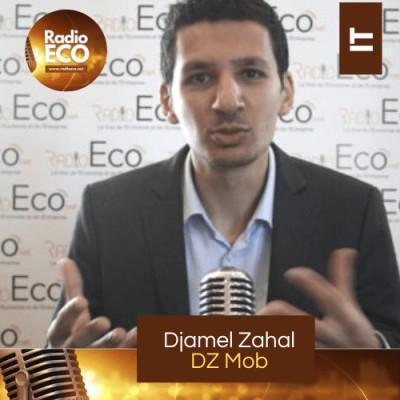 Djamel Zahal I CEO DZ Mob cover