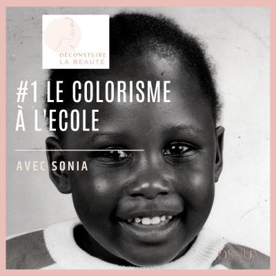 #1 -  Le colorisme à l'école cover