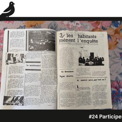 #24 Participer cover