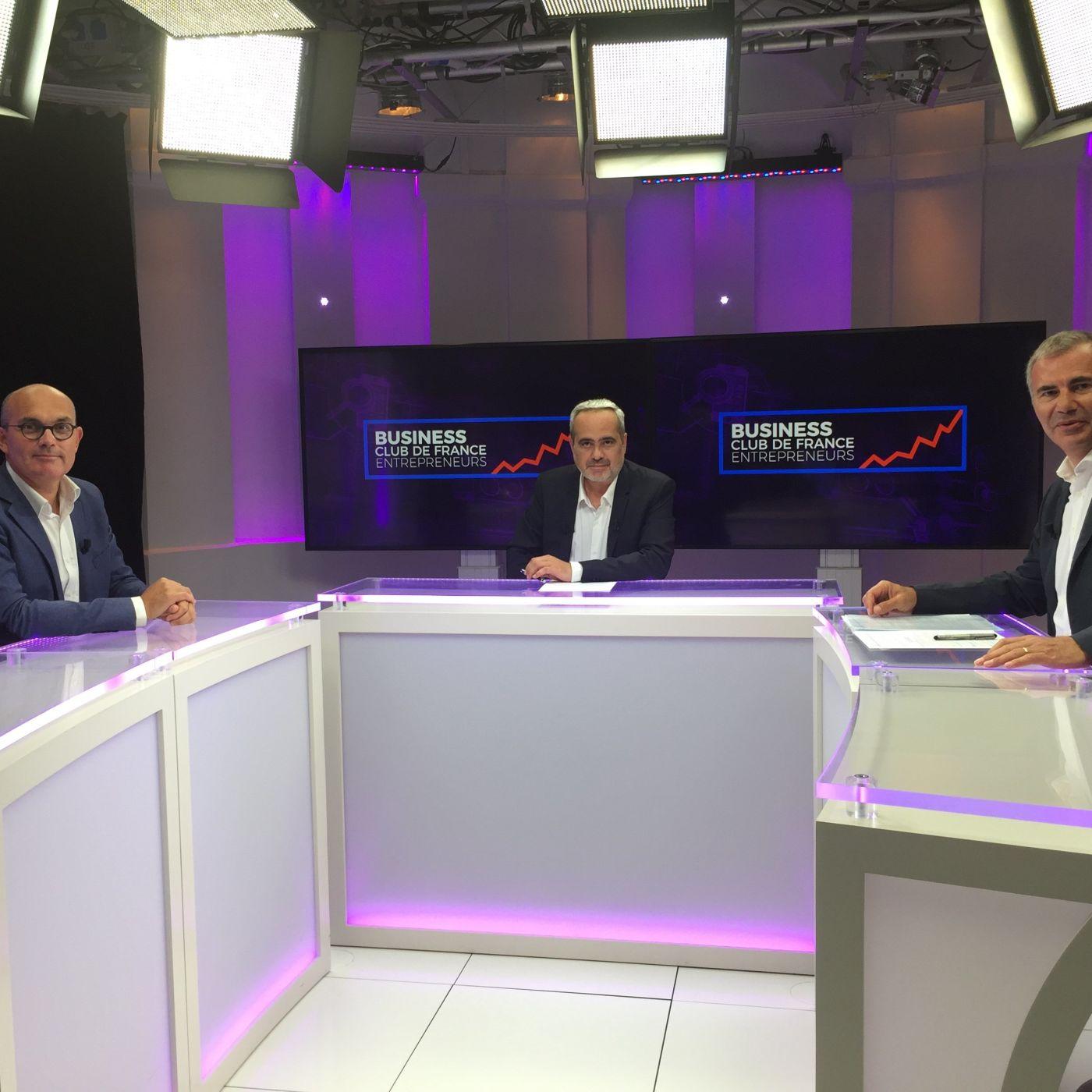 Business Club de France TV S2019 E10 : Loïc Hénaff - Groupe Jean Hénaff