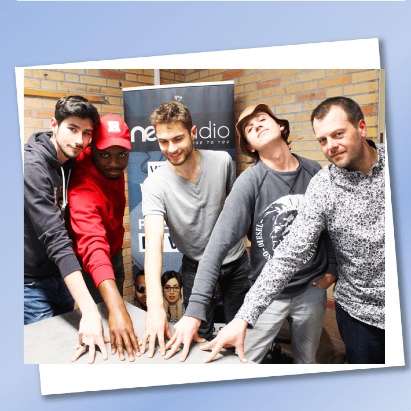 Des Racines et Déelle avec le groupe Vingoss Project (02/03/20)
