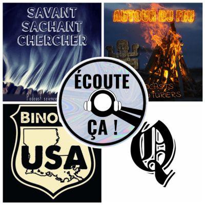 image Ep 59 : Zikdepod S02E06 (Savant Sachant Chercher, Qulturimse, Autour Du Feu, Binouze USA)