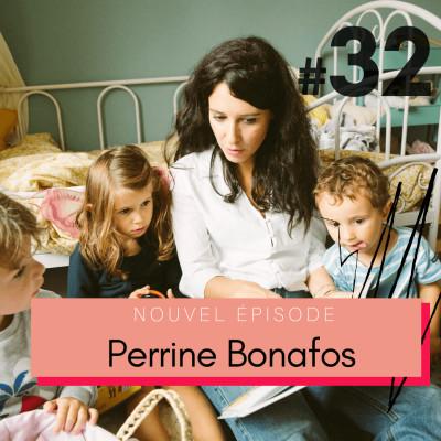 #32 Perrine Bonafos, Les Confettis : construire son projet passion à côté de son job rémunéré ⚡ cover
