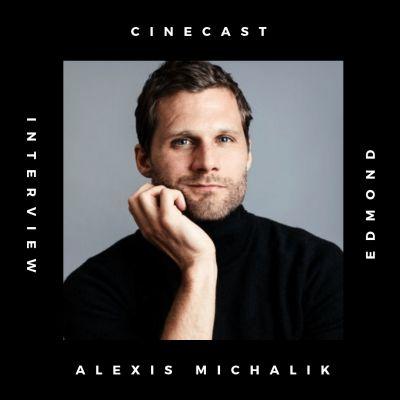 image ITW - Alexis Michalik (pour Edmond)