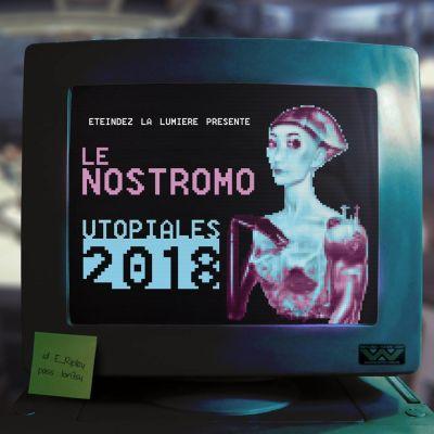 image Le Nostromo - Les Utopiales - Society & Mandy