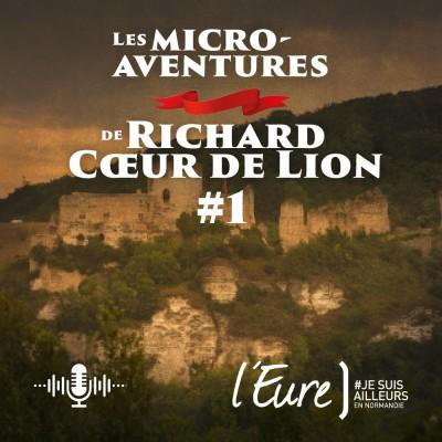 Episode 1 - Château Gaillard cover
