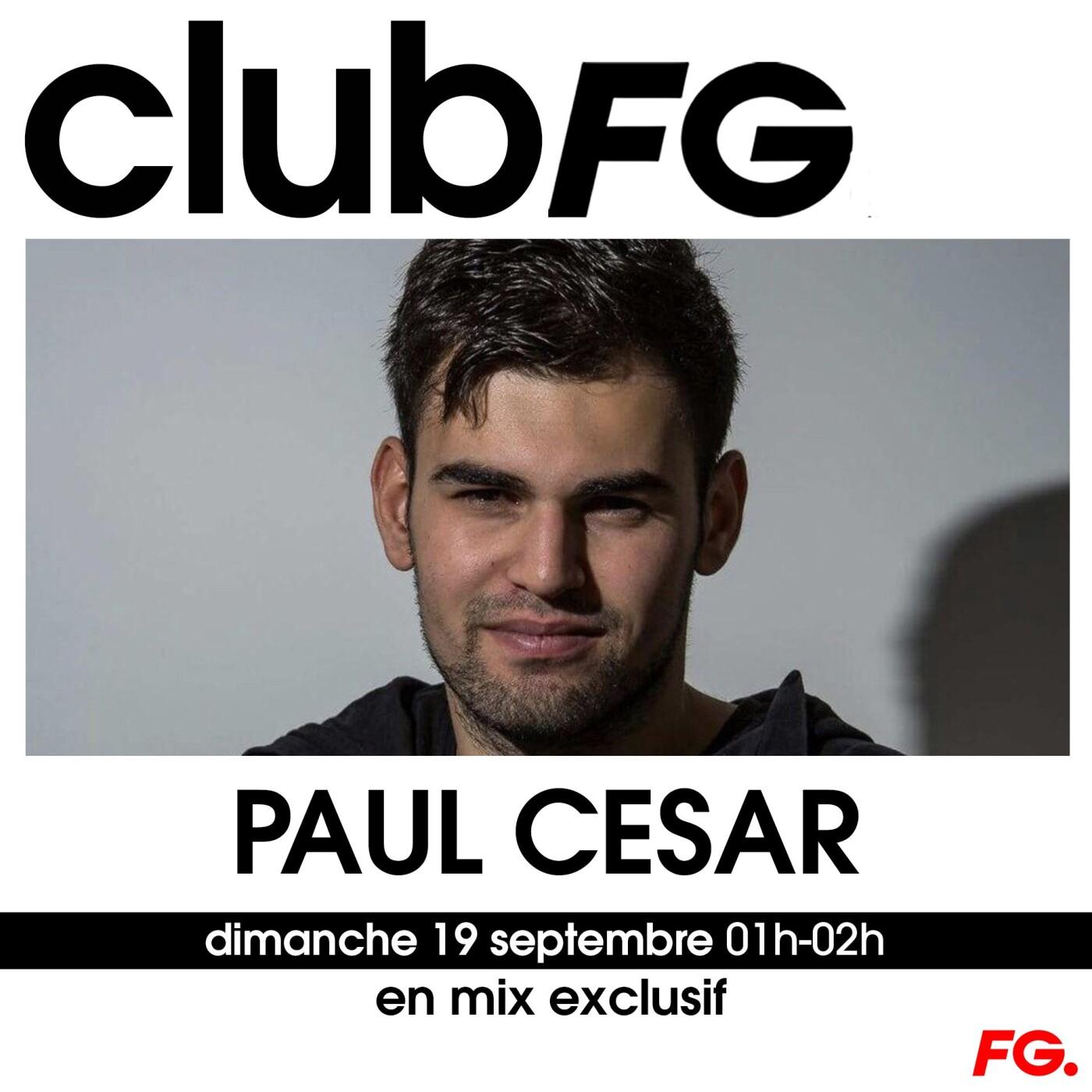 CLUB FG : PAUL CESAR